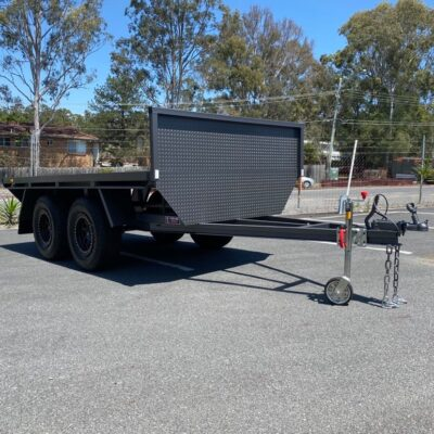 12x2m Table Top Trailer