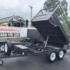 8x5 Hydraulic Tipper Trailer