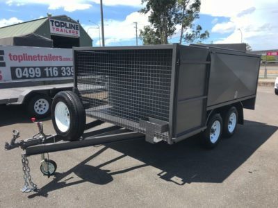 Lawn Mower Trailers