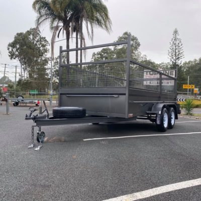 Custom Roofing Trailer