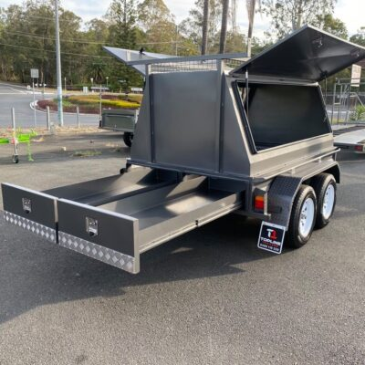 Builders Trailers with Drawers