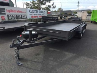 Triple Axle Trailer
