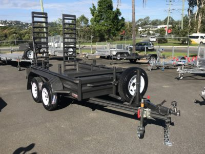Small Machinery Trailer