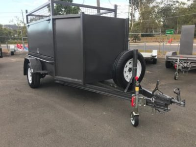 Custom Luggage Trailer